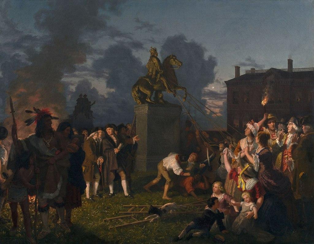 King George III Statue