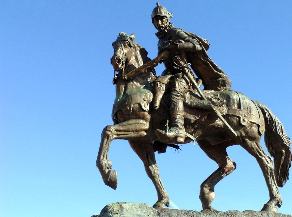 Onate Statue