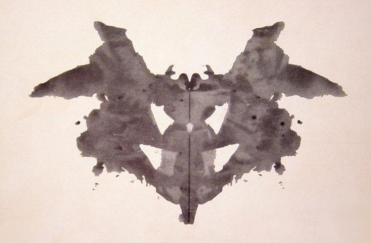 Rorschach inkblot test, Wikipedia